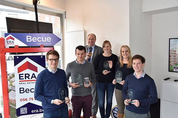 ERA Awards, ERA Becue, Immo Becue, grote winnaar