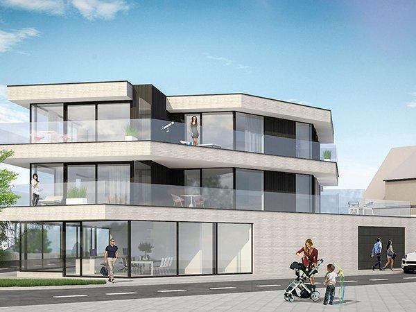 nieuwbouw, nieuwbouwproject in kuurne, kuurne te koop appartement