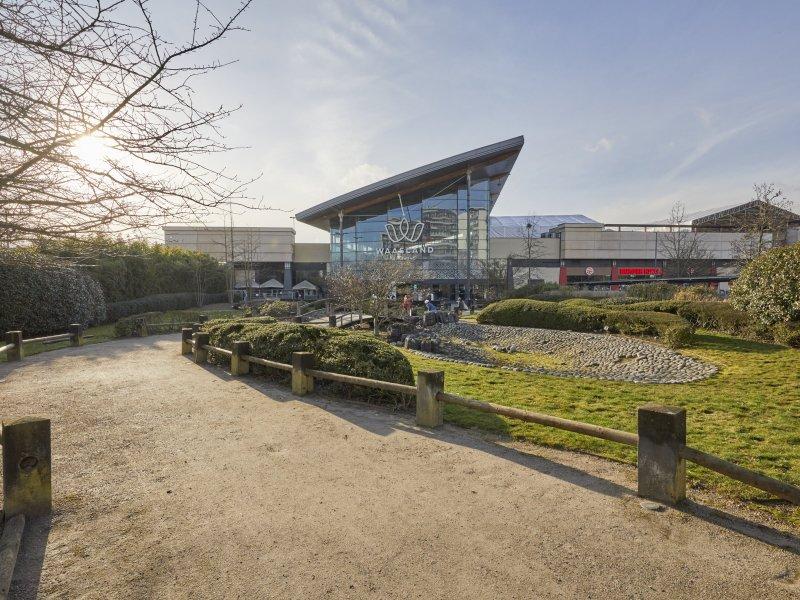 Waasland shopping Center Sint-Niklaas Immo verkopen