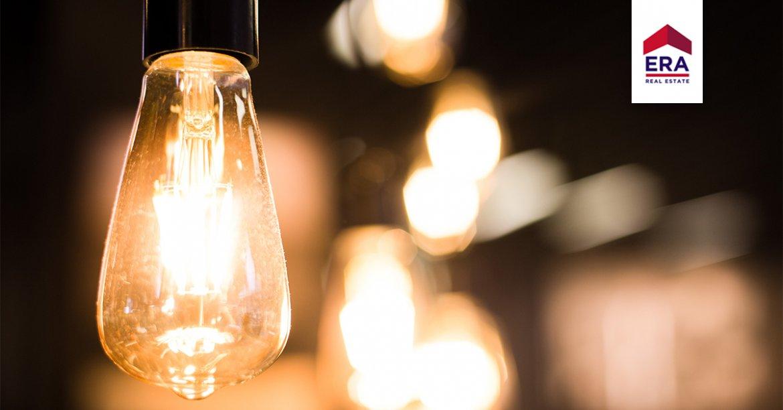 Van wie is de verlichting als je een huis aankoopt?