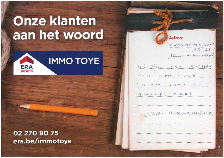 ERA Immo Toye - klanten aan het woord uit Vilvoorde