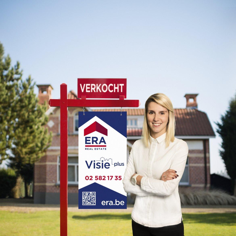 ERA Visie Plus helpt u met de verkoop van uw huis of appartement