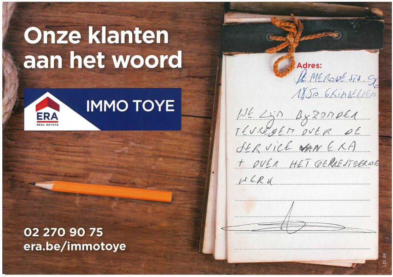 ERA Immo Toye - klanten aan het woord uit Grimbergen 2