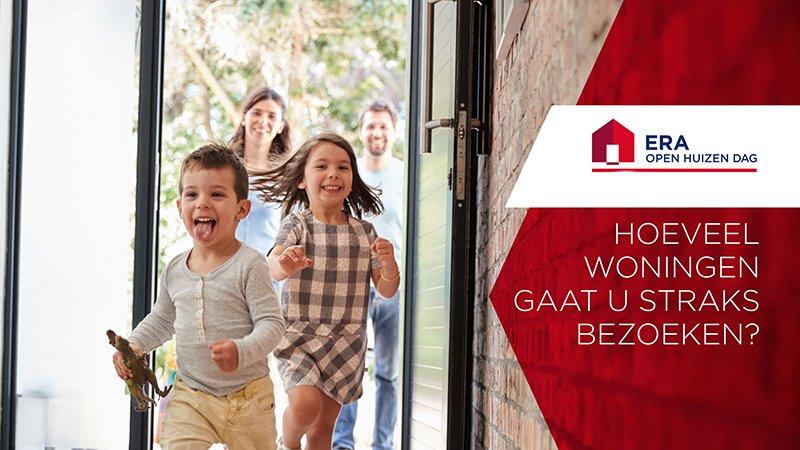 ERA open huizen dag, ERA Becue, Immo Kortrijk, Immo Zwevegem, huis Verkopen