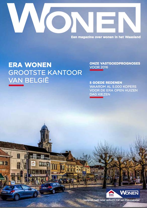 ERA Wonen Magazine te koop Lokeren