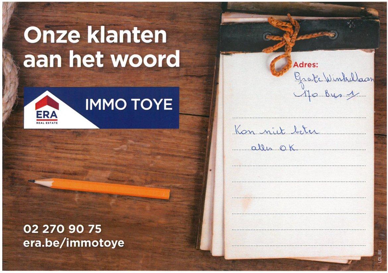 ERA Immo Toye - klanten aan het woord