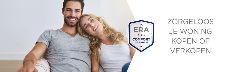 Kopen of verkopen zonder zorgen met de ERA Comfort Garantie