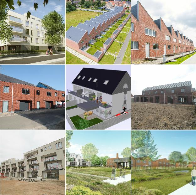 Nieuwbouw te koop Sint-Niklaas