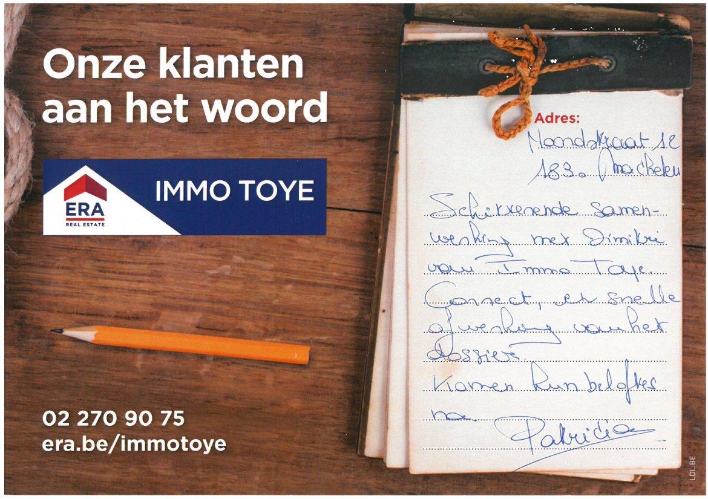 ERA Immo Toye - klanten aan het woord uit Machelen