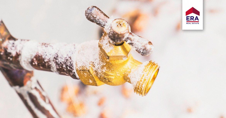 4 tips om bevroren leidingen te voorkomen