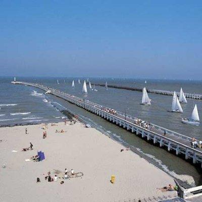 Vakantieverhuur aan de kust in Nieuwpoort