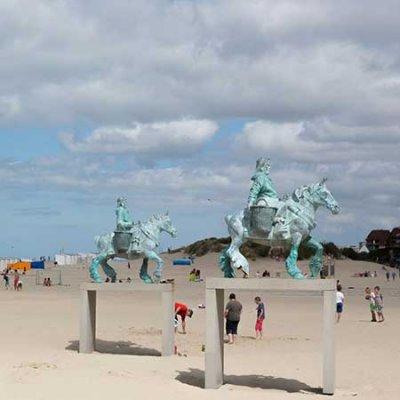 Vakantieverhuur aan de kust in Oostduinkerke