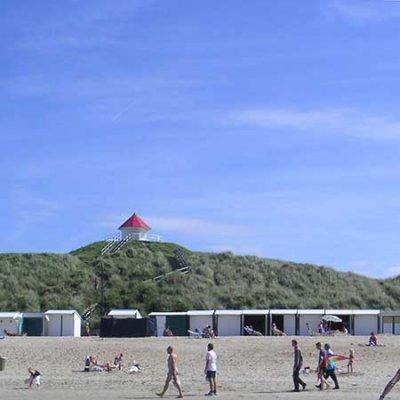 Maisons de vacance à la côte Belge à Wenduine