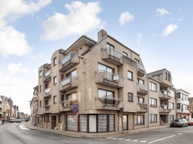 Handelspand, investeren, appartement