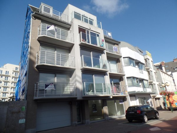 Appartement te koop De Panne, residentie guisseppa