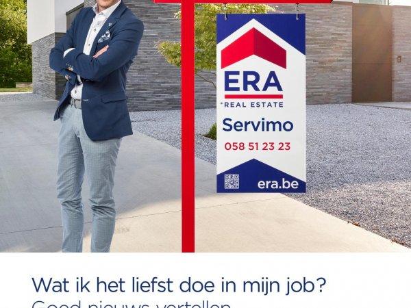 Verkoop huis of appartement
