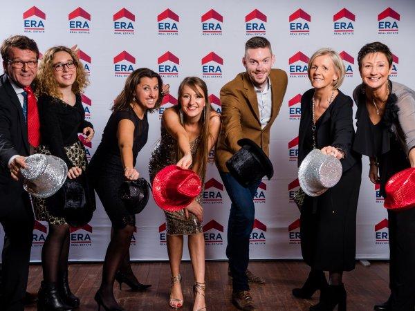 ERA Immo Toye voltallig aanwezig op de ERA Awards 2018