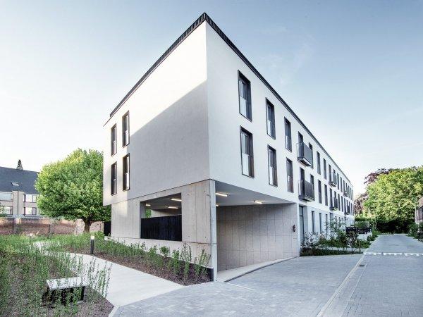 nieuwbouw te koop Sint-Niklaas appartementen