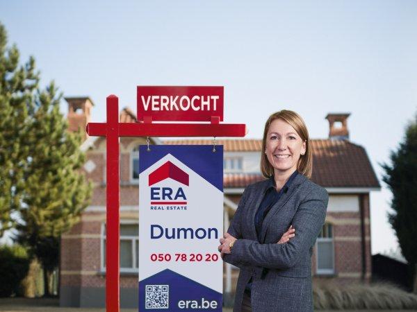 ERA tuinpaal - immokantoor ERA Dumon - Beernem en Oostkamp