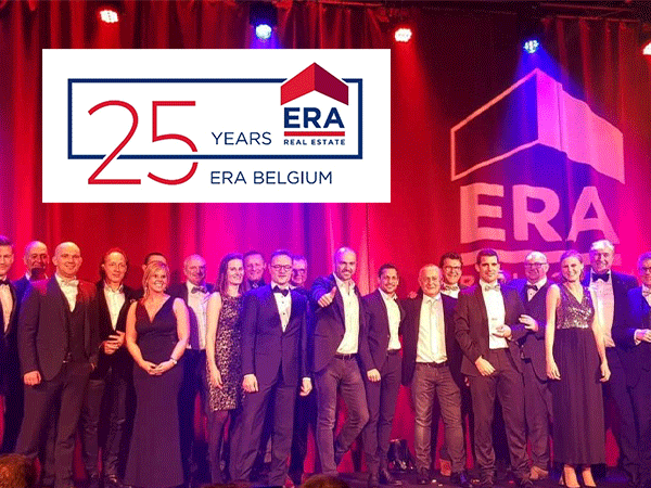 25 ans ERA Belgium - ERA Awards