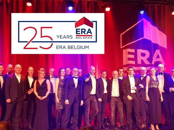 25 ans ERA Belgium - ERA Awards