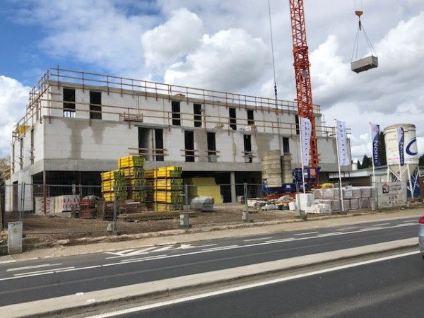Nieuwbouwproject Ipsum - Hoeselt