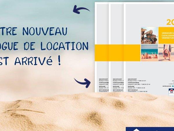 Location vacances à la Côte Belge