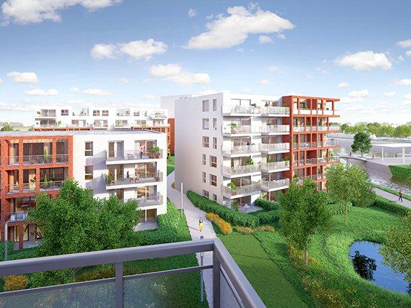 Molenkant - nieuwbouw te koop Harelbeke - ERA Becue