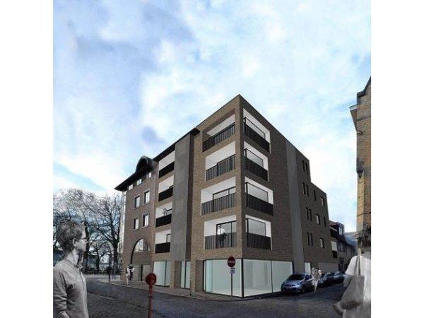 Nieuwbouwappartementen te koop in De Boterplas - Ieper
