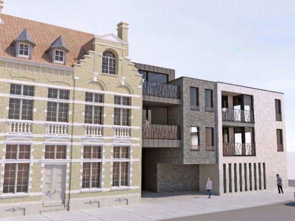 Appartement te koop De Mont - Ieper