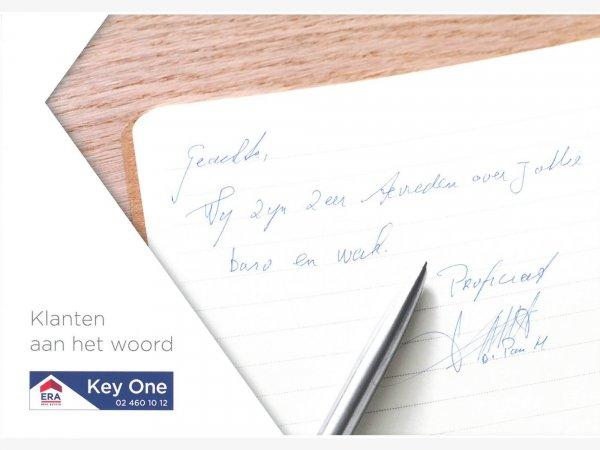 ERA Netwerk - Réseau ERA - ERA KEY ONE - Immo Wemmel - Vastgoedkantoor Wemmel