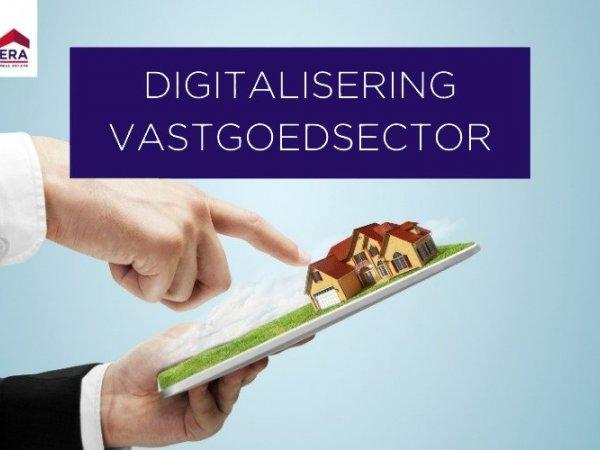 Digitalisering van de vastgoedmarkt