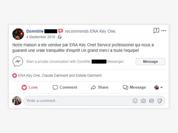 ERA Key One - agence immo - Immo wemmel - vastgoedkantoor