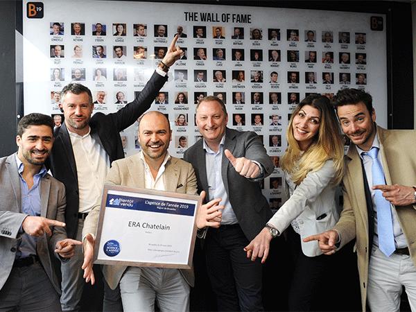 ERA Châtelain - meilleure agence immobilière Bruxelles 2020