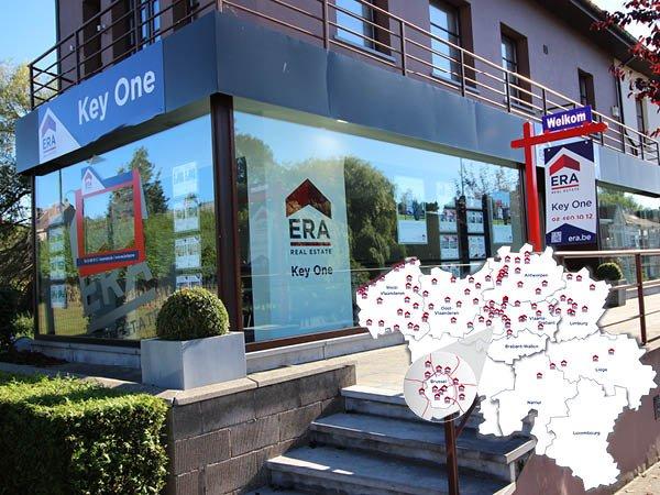 Réseau ERA - ERA netwerk - Immo wemmel - immobilier - agence immobilière Wemmel
