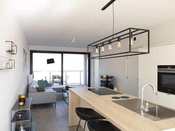 Mooi modelappartement gelegen te Izegem in het project Dac'art