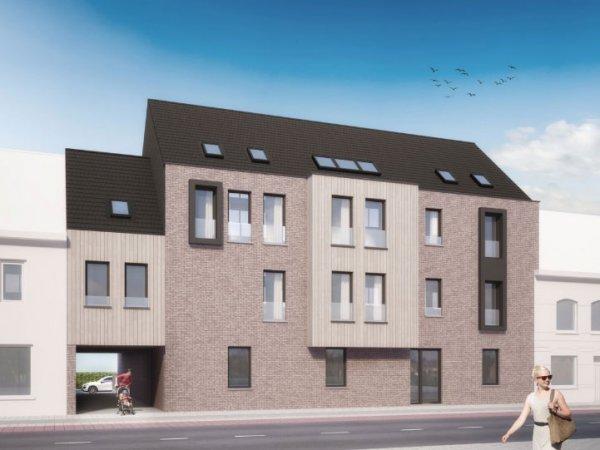 Nieuwbouwappartementen te koop Flandria - Vlamertinge