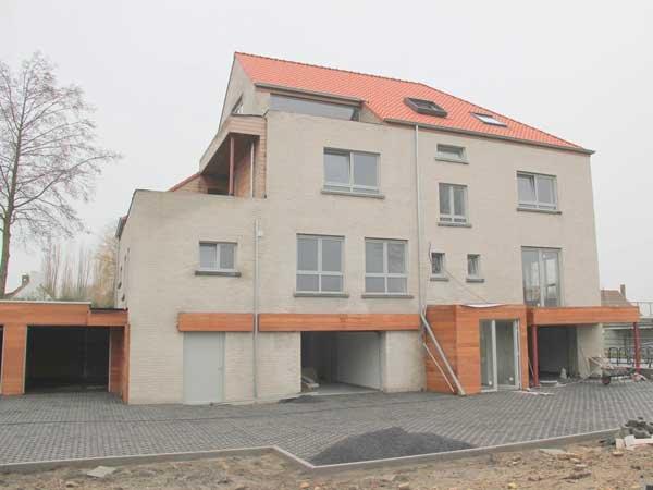 Residentie Forthem in Alveringem - Nieuwbouw te koop - Immokantoor ERA Vastgoed Vandenbussche
