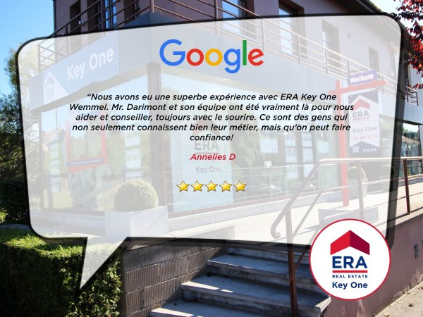 ERA Key One - Agence immobilière Wemmel - ERA Wemmel - Immo Wemmel