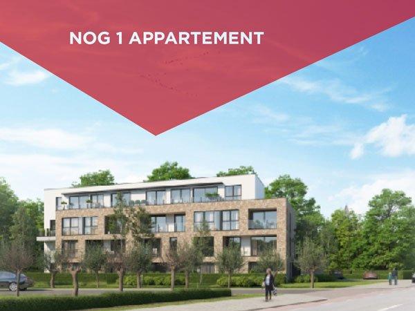 Nieuwbouwappartementen te koop in Residentie De Harchies - Vlamertinge