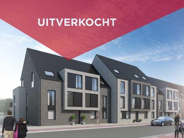 Nieuwbouwappartement te koop in Hof ter Hille - Zwevezele