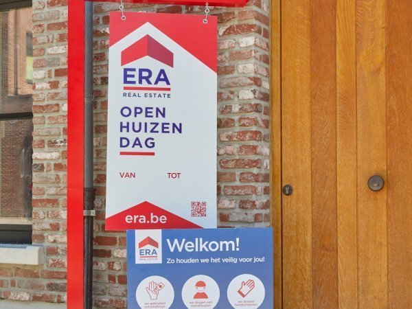 Uw huis verkopen op één dag ERA OPENHUIZENDAG Ninove
