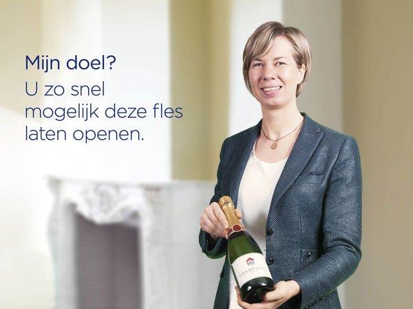 Isabel Lafaut van immokantoor ERA Lafaut in Tielt en Deinze