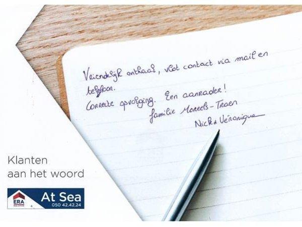 ERA At Sea Immo Wenduine, immokantoor schatting vastgoed Wenduine, Blankenberge, Oostende Zuienkerke, Bredene, De Haan, Zeebrugge huis te koop, appartement te huur, vakantieverhuur