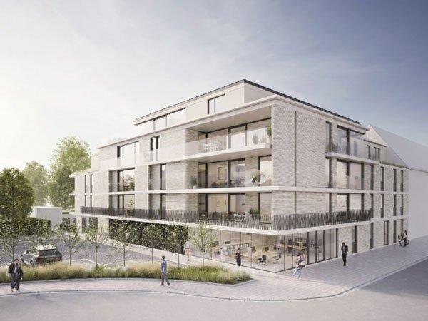 Nieuwbouwappartement te koop in Veurne - Levels Immokantoor ERA Vandenbussche