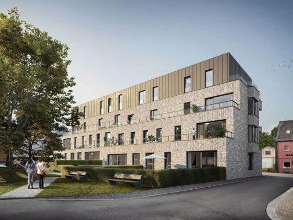 """Nieuwbouw te koop in """"Liefkenshoek"""" - Onderstaat 80/82 centrum Gavere"""