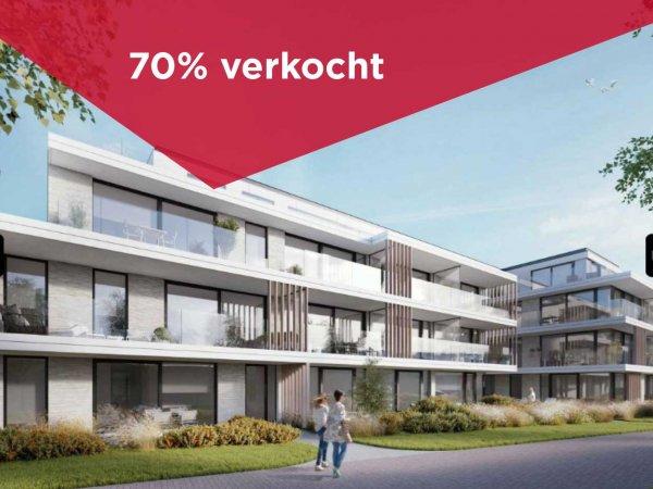 Assistentiewoning te koop Veurne - gevel - immokantoor ERA Vastgoed Vandenbussche