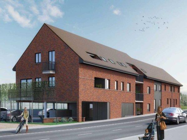 De Lockedyze Kemmel - nieuwbouwappartementen Heuvelland