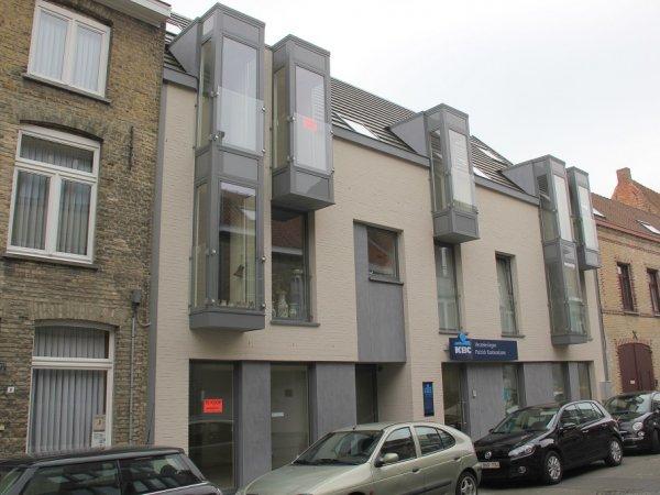 Nieuwbouw Appartement te koop Veurne - Louis Dupon - immokantoor Veurne