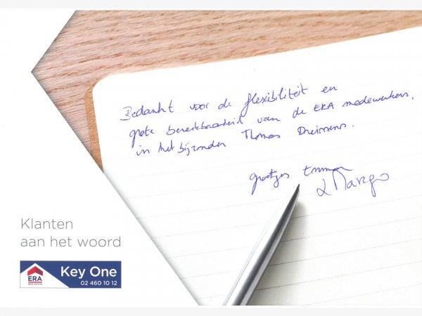 ERA Key One - Immo Wemmel - agences wemmel - vastgoed wemmel